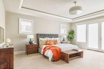 Sfaturi pentru amenajarea dormitorului